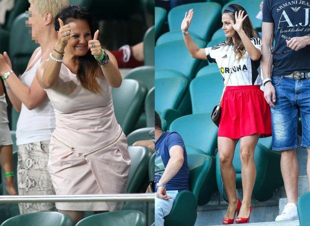 Kamila Saganowska w sierpniu 2014 roku i w czerwcu 2015 roku