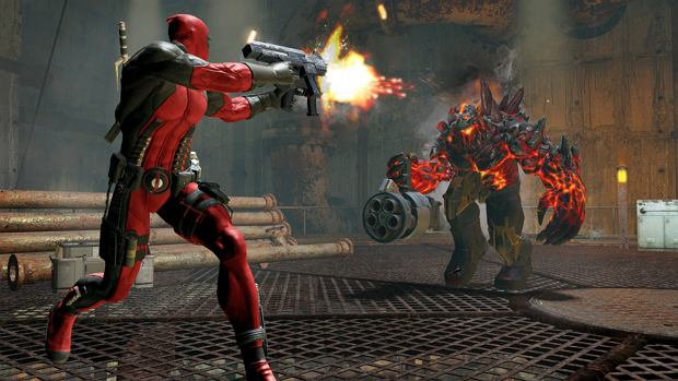 Deadpool - zacina się, jak zwiększyć wydajność gry