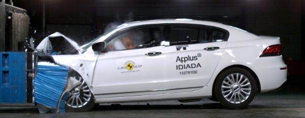 Chińskie auto bezpieczniejsze od niemieckich!