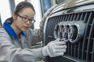 Fabryk Audi w Changchun