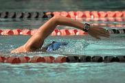 Triathlon - Woda to ogromne wyzwanie.
