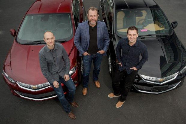 General Motors rozpoczyna współpracę ze startupem Lyft