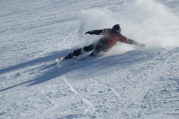 Jazda na nartach to moja pasja