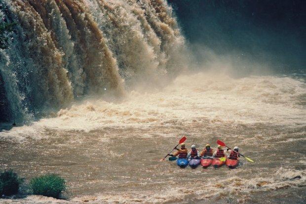 Kolejna wyprawa ''Bystrza'' - do źródeł Nilu fot. archiwum prywatne ''Bystrza''