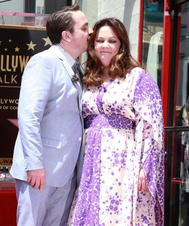 Ben Falcon i Melissa McCarthy