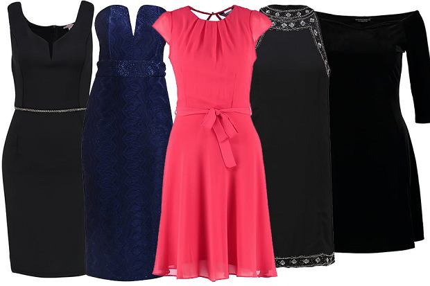 Elegancka sukienka do 150 zł