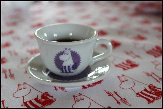 Serwis do herbaty Muminki (Fot. Ania Oka)