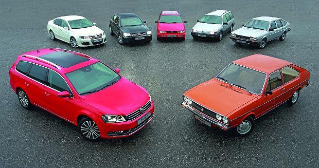 Volkswagen Passat | 40 lat minęło