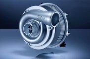 Turbosprężarka o napędzie elektrycznym