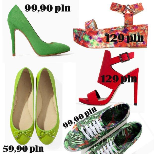 Wyprzedaż w Zarze: buty i torebki do 150 zł!