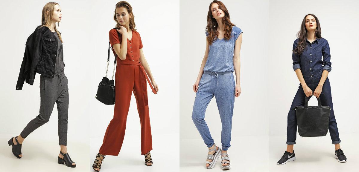 Kombinezon na co dzień jakie modele wybrać i z czym je nosić