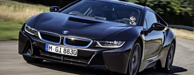 BMW i8 | Będzie mocniejsza wersja