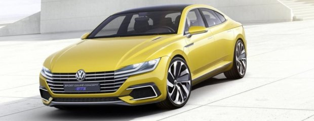 Salon Genewa 2015 | Volkswagen Sport Coupe Concept GTE | Nadjeżdża następca CC