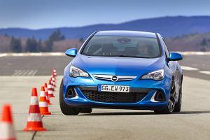 Opel Astra OPC - Test