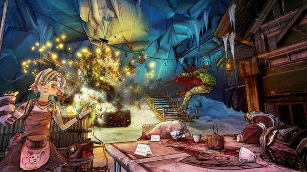 Borderlands 2 - kadr z gry