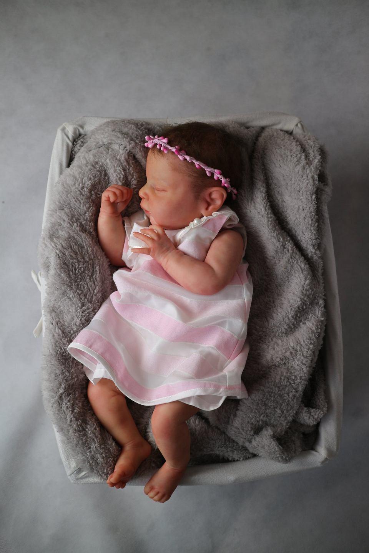 Zupełnie nowe Kurier przynosi sztuczną córeczkę, lub synka - możesz kupić nawet HM49