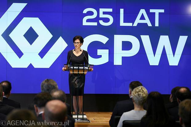 Zdjęcie numer 2 w galerii - Prezes GPW Małgorzata Zaleska straci stanowisko. Będzie nowy zarząd giełdy