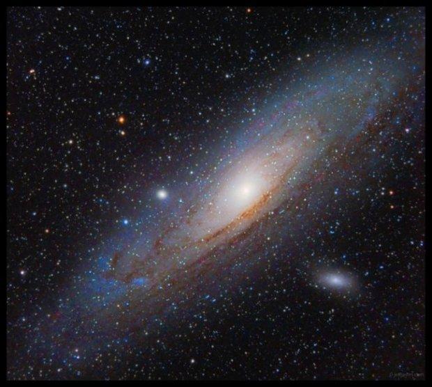 Galaktyka Andromedy (M31)