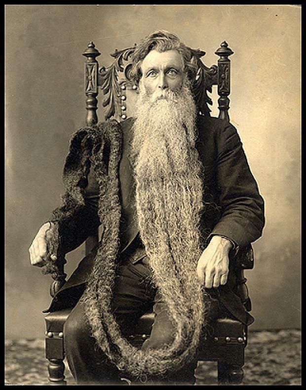 Taka broda. (zdjęcie pochodzi z www.lastfm.pl)