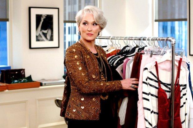 Gdy nie wiesz, co włożyć do biura, pomyśl, w co ubrałaby się Miranda Priestly/fot. mat. prasowe