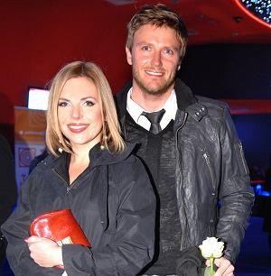 Ola Kwaśniewska i Wojciech Szuchnicki