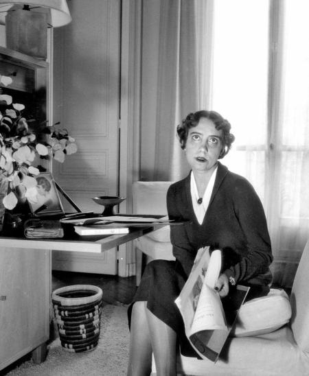 Elsa Schiaparelli fot. 1936