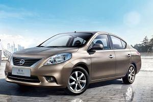 Nissan Sunny, czyli Micra sedan z Chin