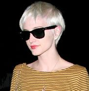 Pictured: Ashlee Simpson Mandatory Credit ? Gail Urso/Broadimage Ashlee Simpson got a new hairdo as she leaves the Hair Salon in West Hollywood  1/27/11, West Hollywood, California, United States of America  Broadimage Newswire Los Angeles 1+  (310) 301-1027 New York      1+  (646) 827-9134 sales@broadimage.com http://www.broadimage.com