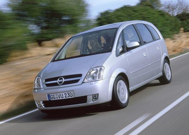 Opel Meriva (2003-2005)