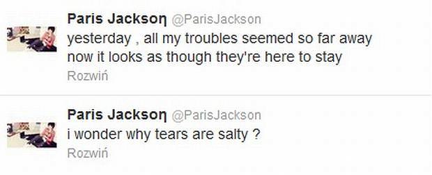 Posty Paris Jackson