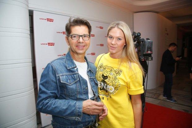 Krzysztof Łoszewski i Zofia Ślotała (mat. pras. Levi's)