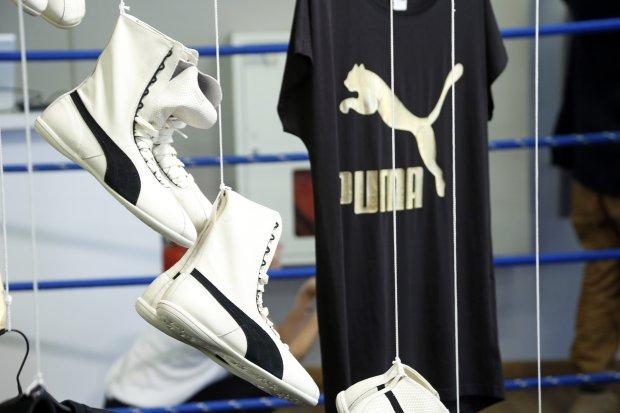 Prezentacja Puma wiosna-lato 2016 uczestnicy