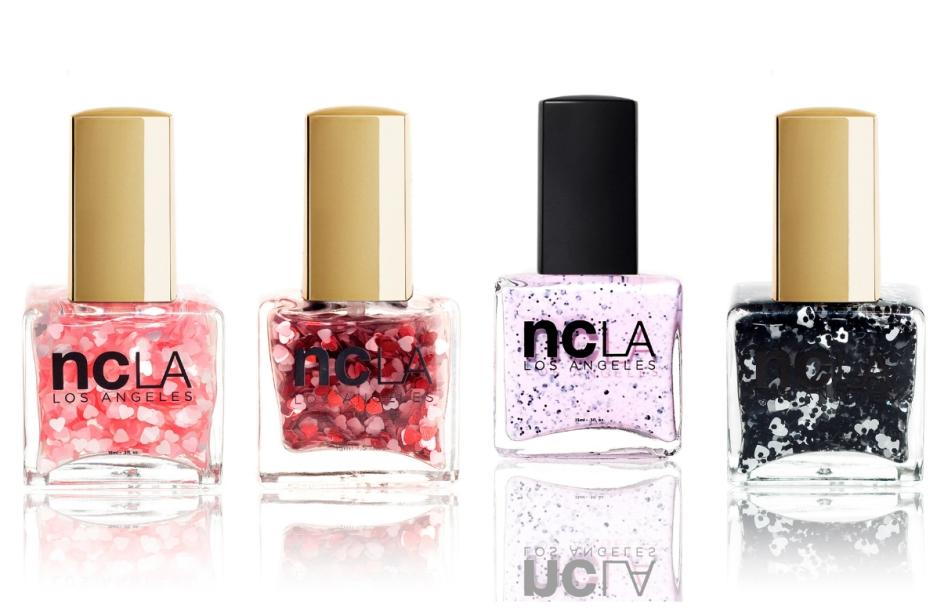 NCLA - lakiery walentynkowe