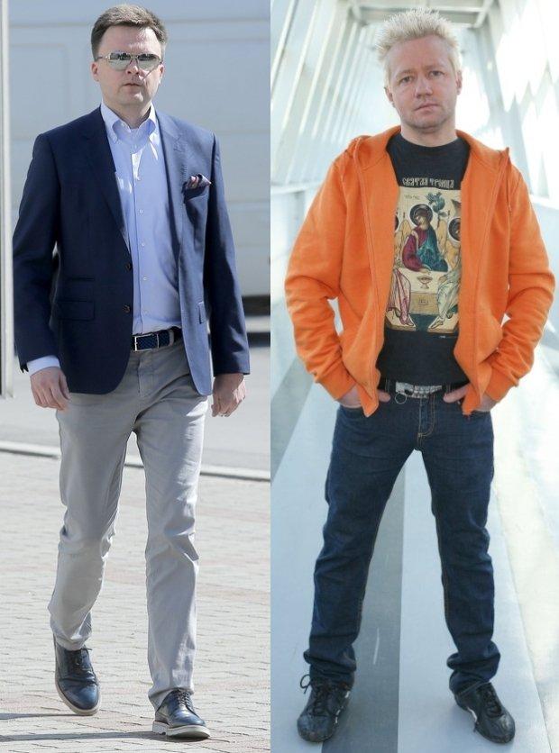 Szymon Hołownia, Robert Leszczyński