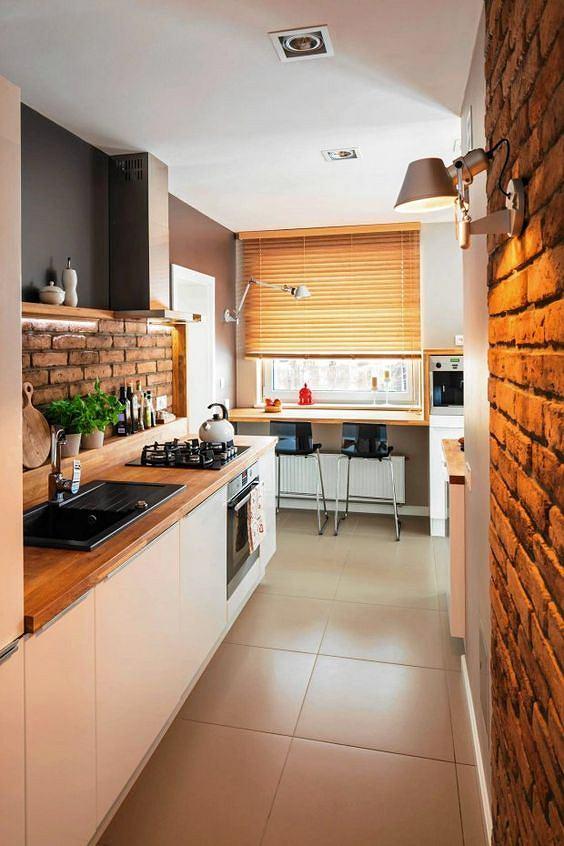 Ogromny Jak zaaranżować okno w kuchni? QJ51