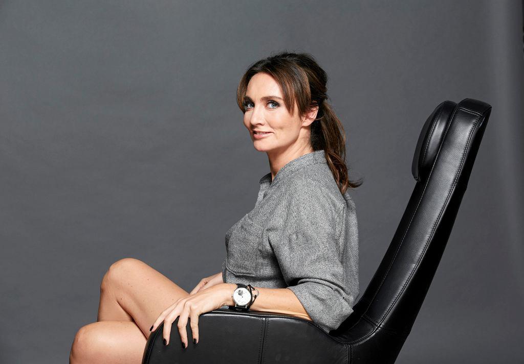 Dominika Kulczyk - prezes Kulczyk Foundation (fot. Albert Zawada / Agencja Gazeta)