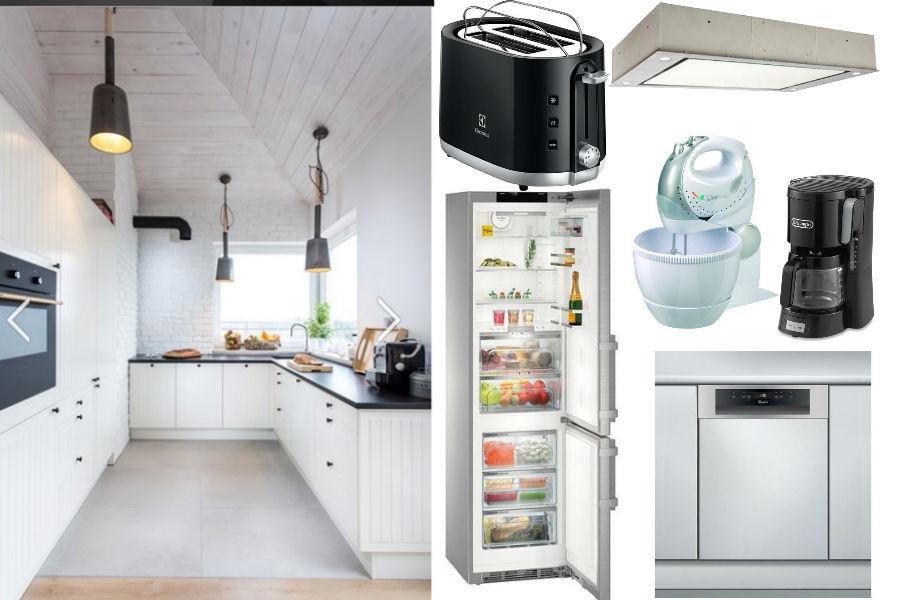Sprzęty kuchenne, które muszą się znaleźć w każdym domu