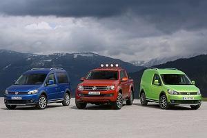 Volkswagen Cross Caddy - test | Pierwsza jazda