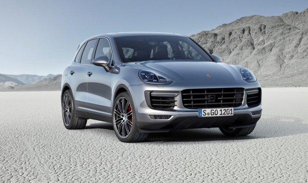Porsche Cayenne po faceliftingu | Ostrzejsze rysy