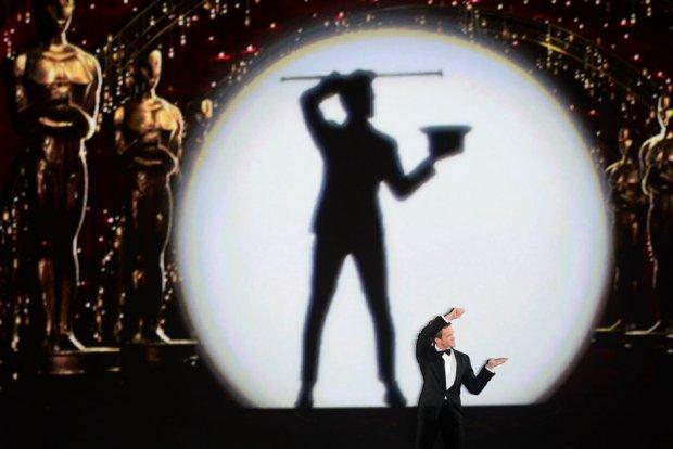 Neil Patrick Harris czaruje Oscary 2015 (fot. ROBYN BECK/AFP/Getty Images)