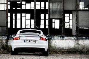 Audi TTRS - test Moto.pl 2013