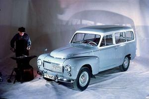 Duett, czyli 60 lat rodzinnych kombi Volvo
