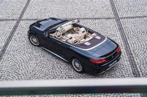 Mercedes S65 AMG | Kabriolet z potężną