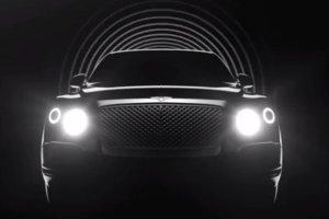 Wideo | Bentley Bentayga | Zobacz jego wnętrze