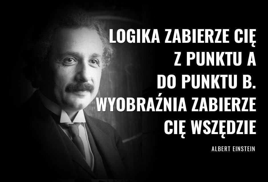 albert einstein cytaty Albert Einstein o wyobraźni   Gazeta.pl albert einstein cytaty