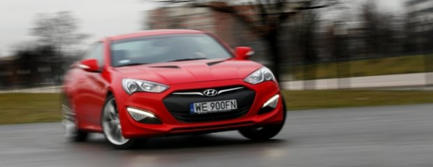 Hyundai Genesis Coupe 3.8 V6 Executive