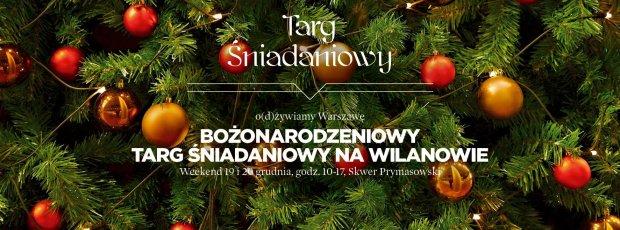 Targ świąteczny Warszawa