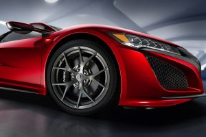 Salon Detroit 2015   Honda NSX    Dziesięć lat później