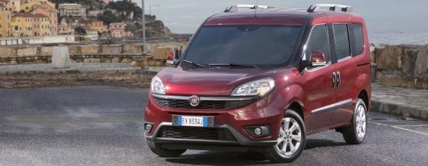 Fiat Doblo   Pierwsza jazda   Wciąż najlepszy?