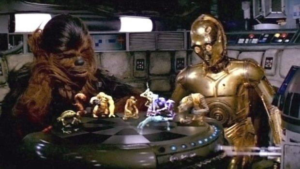 C-3PO stąpa po kruchym lodzie.... źródło: www.starwars.com